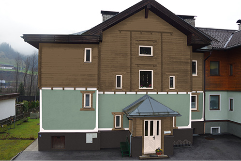 Fassade 3D Version 1