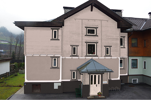 Fassade 3D Version 3
